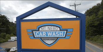 5 VIP Washes from Mt. Nebo Car Wash!