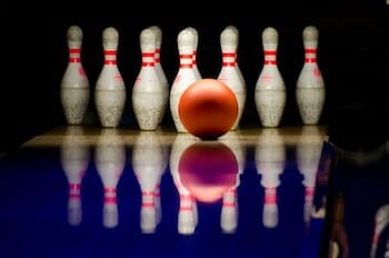 Bowling for 4 people at North Versailles Bowling Center!-1