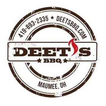 Deet's BBQ  -  2 $10 Vouchers
