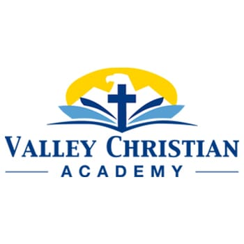 Valley Christian Academy Tuition: 6th - 8th Grades