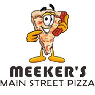 Half Off Meeker's Main Street Pizza