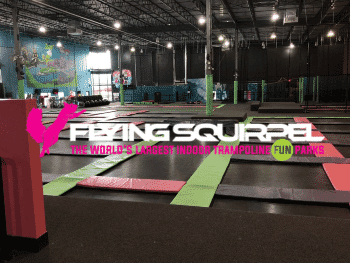 Toddler Time for 2 at Flying Squirrel!
