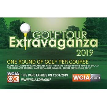 2019 Golf Tour Extravaganza
