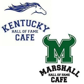 Marshall Hall of Fame Cafe and Kentucky Hall of Fame Cafe