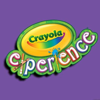 Two  General Admission Tickets to Crayola Experience for $23!