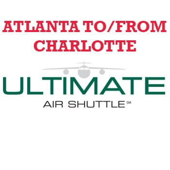 25% off one round-trip ticket Atlanta - Peachtree Airport to/from Charlotte-Douglas International Airport (Wilson Air Center)