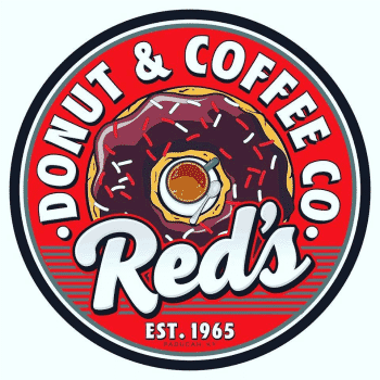 Taste the Town @ Red's Donut and Coffee Co.