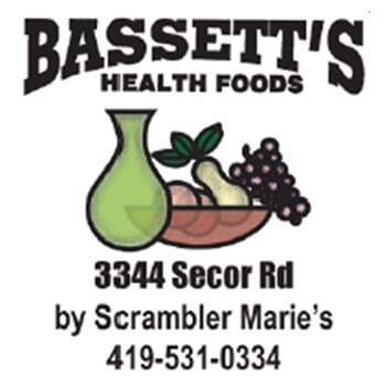 Bassett's Health Foods - $ 30 For $15