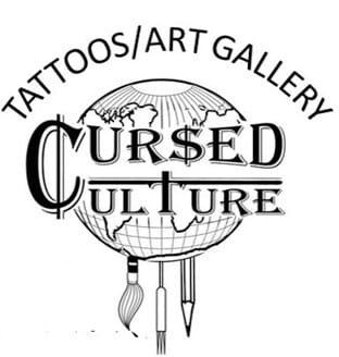 Half Off at Cursed Culture Tattoos!