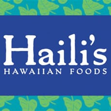 Haili's Hawaiian Foods Buy One Get One!