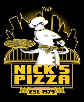 Nick's Pizza in Castle Shannon!