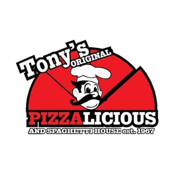 Tony's Pizzalicious and Spaghetti House