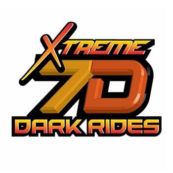 Xtreme 7d Dark Rides - Buy One Get One