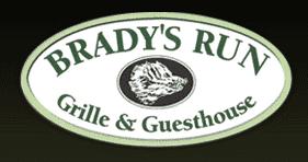 Bradys Run Grille & Guesthouse in Fallston!