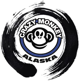 Crazy Monkey Alaska - 2 Hours Private Self Defense Intruction for 4 People