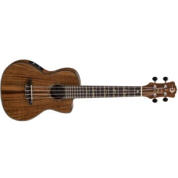 Mammoth Music - Luna Ukulele UKEHTCKOA- Concert size with pickup & bag