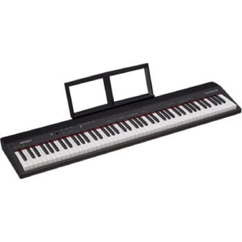 Mammoth Music - Roland GO PIANO88 88 Key Keyboard