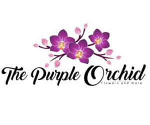 12 Days of Christmas With Purple Orchid Flowers - Get a $50 Gift Certificate for 50% off!