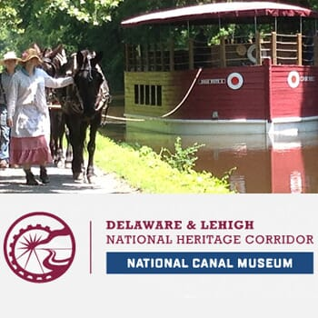 Delaware & Lehigh National Heritage Canal Boat Ride - Family Pack