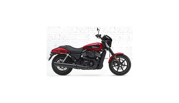 Harley Davidson Street 750 Raffle-1