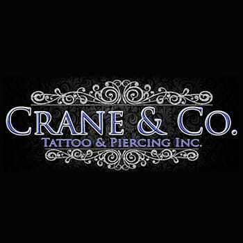 $100 Gift Card to Crane & Co. Tattoo and Piercing Inc