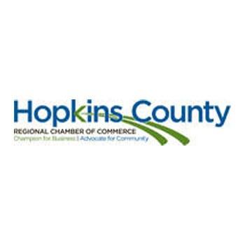 Hopkins County Chamber of Commerce - $25 Chamber Checks