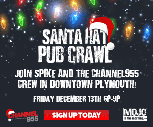 Santa Hat Pub Crawl