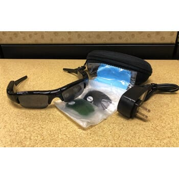 In Site Firearms & Law Enforcement Supplies - i-KAM Xtreme 3.0 Video Eyewear