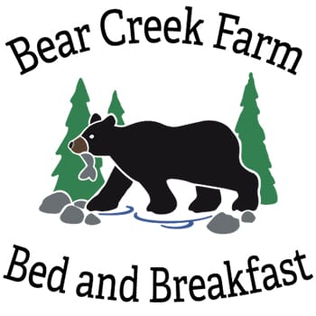 Overnight Stay for 2 at Bear Creek Farm Bed & Breakfast