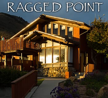 Staycation at Ragged Point Inn and Resort!