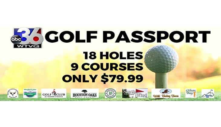 ABC 36 Golf Passport