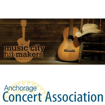 Anchorage Concert Association - Pair of tickets to Music Hit Makers