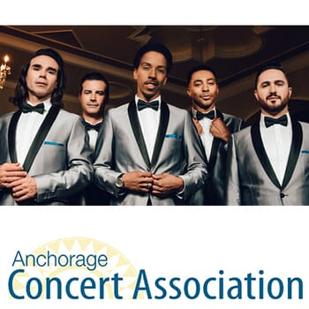 Anchorage Concert Association - Pair of tickets to The Doo Wop Project