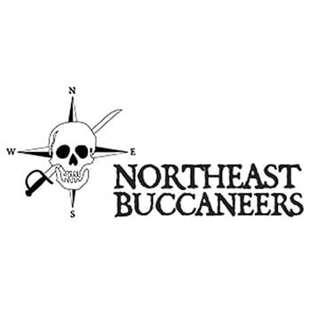 Northeast Buccaneers Pirate Party at 50% off!