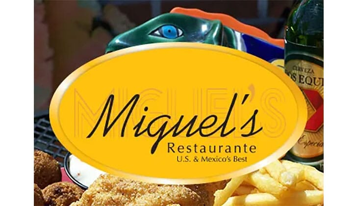 Miguel's Mexican Restaurant - $50 for $25-1