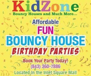 Kidzone-Bronze Party Package
