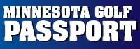 2020 Minnesota Golf Passport Punch Card