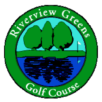 Riverview Greens Golf Course-18 Holes of Golf For Two People