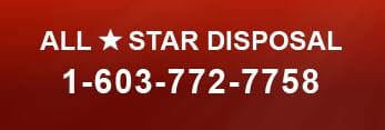 30 Yard/4 Ton Disposal Bin To Be Delivered and Picked Up By All*Star Disposal