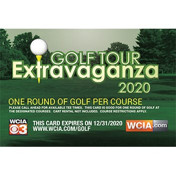 2020 Golf Tour Extravaganza