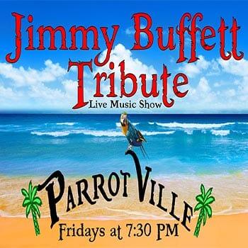 Parrotville Jimmy Buffet Tribute