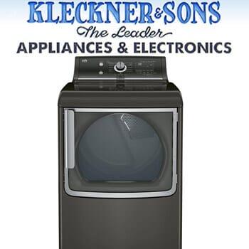 Kleckner & Sons Whitehall Store - GE 7.8 cu.ft. Gas Dryer