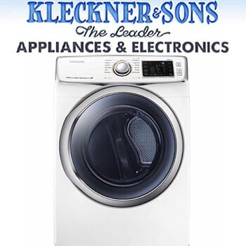 Kleckner & Sons Whitehall Store - Samsung 7.5 cu. ft. Gas Dryer