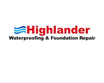 French Drain waterproofing from Highlander Waterproofing and Foundation Repair!