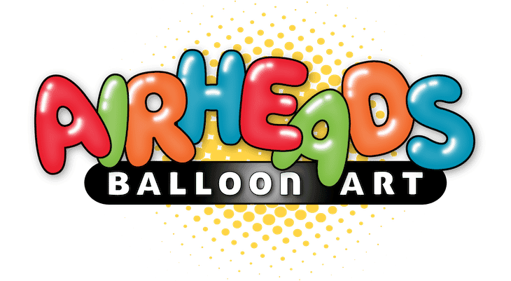 Marquee Party Customized Balloon Gift from Airheads Balloon Art!-1