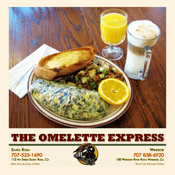50% Off Omelette Express