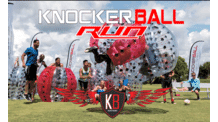 Knockerball - 2 Locations!