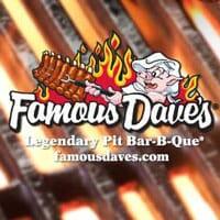 Famous Dave's of Eau Claire & La Crosse
