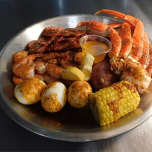 Pier 88 Boiling Sea Food