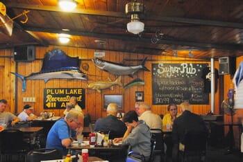Sayner Pub Get a $20 Voucher for $10